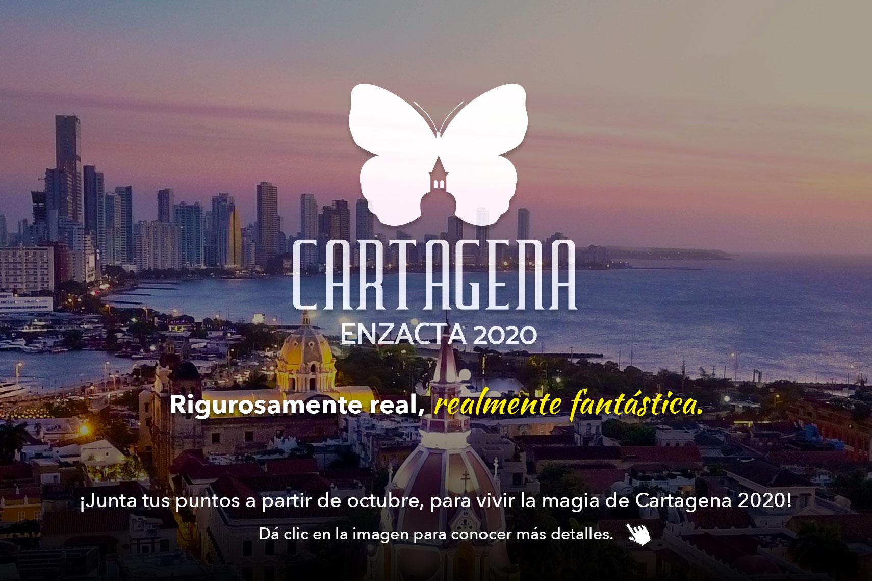 Icentivo a Cartagena ENZACTA 2020