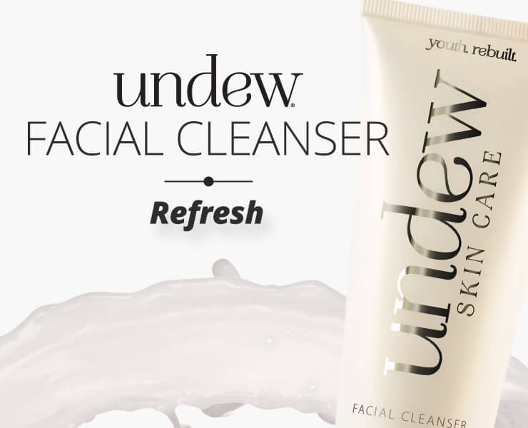UNDEW Facial Cleanser: Purity