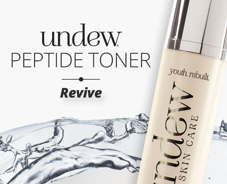 UNDEW Peptide Toner: Firmness