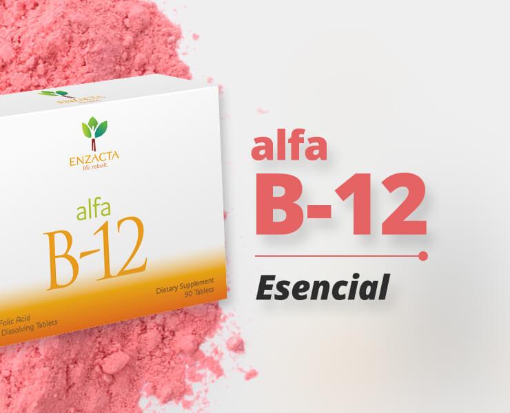 alfa B12: Vitality & Balance