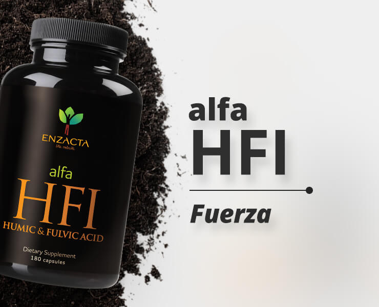 alfa HFI: Strengt & Shield