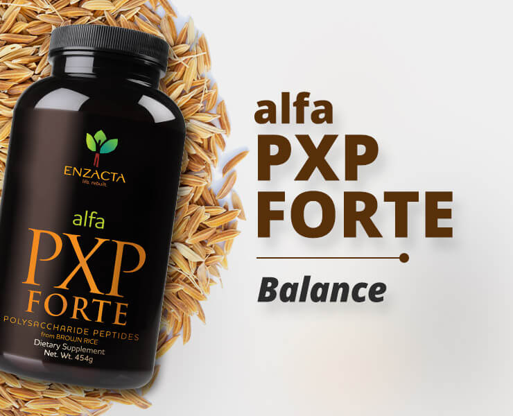 alfa PXP FORTE: Nutrition & Wellness